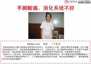 eChiro Spine Stretching Solutions for hand & leg ache, weak heart